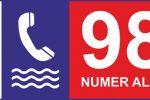 984 – nowy numer alarmowy pogotowia rzecznego WOPR