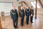 Uroczyste mianowanie dowódcy JRG nr 1 w Legnicy
