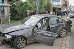 Wypadek drogowy Legnica ul. Wrocławska
