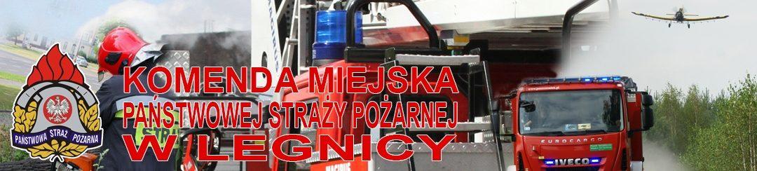 Komenda Miejska Państwowej Straży Pożarnej w Legnicy