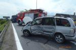 Wypadek drogowy Legnica ul. Jaworzyńska